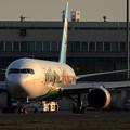 Photos: Boeing767 ADO JA602A Taxiing