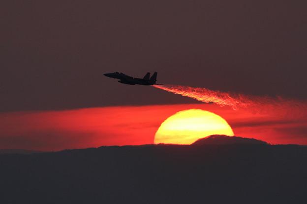 F-15 Eagle Jet Blast