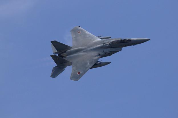 F-15J 2019機動予行3回目(1)