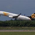 Photos: B737-800 Mongolian Airlines EI-CXV takeoff
