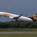 Photos: Boeing737-800 Mongolian Airlines EI-CXV takeoff