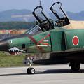 Photos: RF-4E 57-6907 501sq 飛来(3)