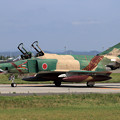 RF-4E 57-6907 501sq 飛来(4)