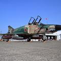千歳航空祭 地上展示 RF-4E