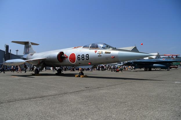 F-104J保存展示機 76-8689