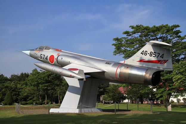 F-104J保存展示機 46-8574
