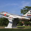 Photos: F-104J保存展示機 46-8574