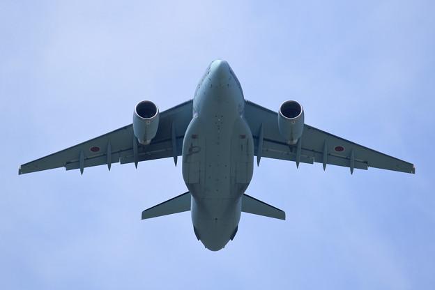 C-2 98-1210 takeoff