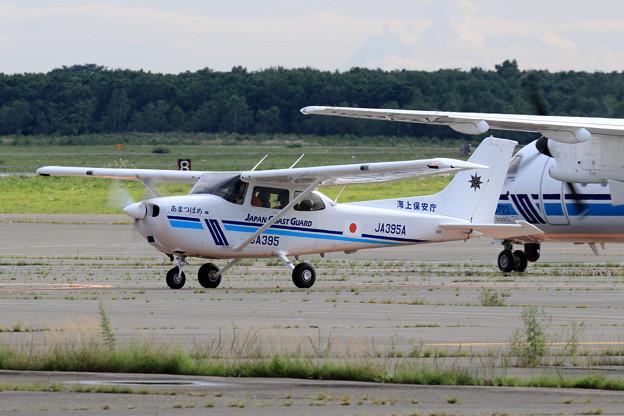 Cessna172S JCG JA395A あまつばめ