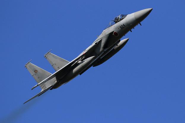 """F-15J 924 201sq takeoff to """"C"""""""