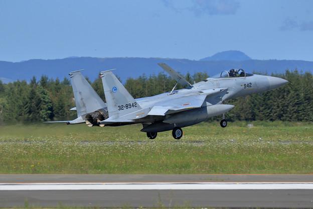 F-15J 32-8942 ADTW 飛来(2)