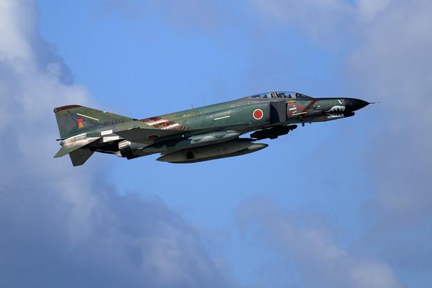 RF-4EJ 433 501sq 飛来 (1)