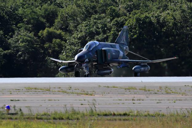RF-4EJ 433 501sq 飛来 (2)