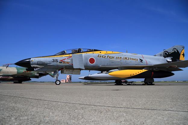 F-4EJ 8315 MSJ2019 301SQ F-4ファイナル特別塗装 (1)