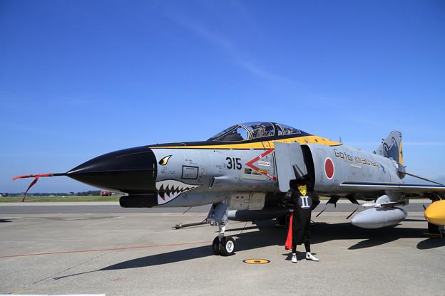 F-4EJ 301sq F-4ファイナル特別塗装 37-8315 (2)