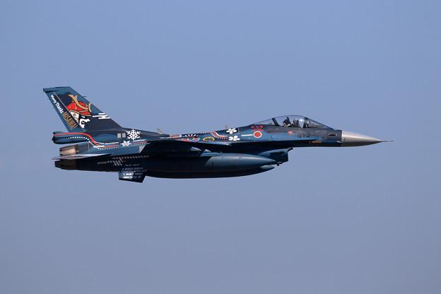 F-2A 3rd SQ アリガトウMisawa特別塗装  13-8513 (2)