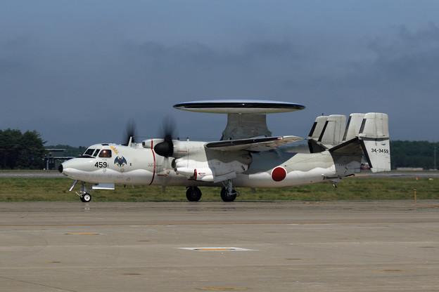 E-2C 34-3459 601sq NewPropに換装