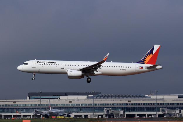 A321 PAL RP-C9926 approach