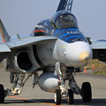 Photos: F/A-18A A21-23 75sq RAAF(2)