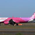 A320 JA824P Peach