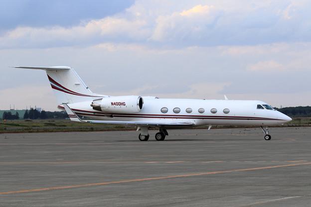 Gulfstream G-IV N400HG