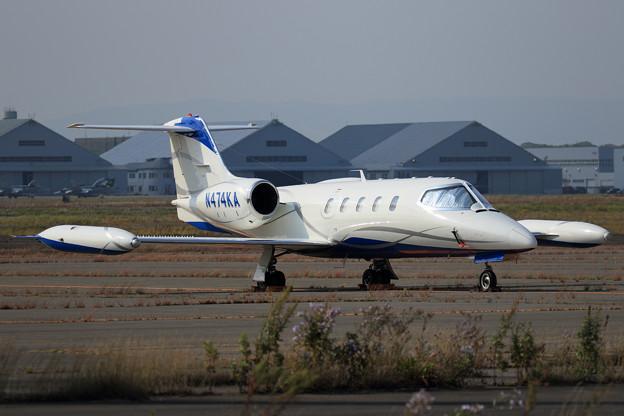 Learjet 35A N474KA