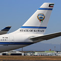 Photos: A340-500 9K-GBB State of Kuwait