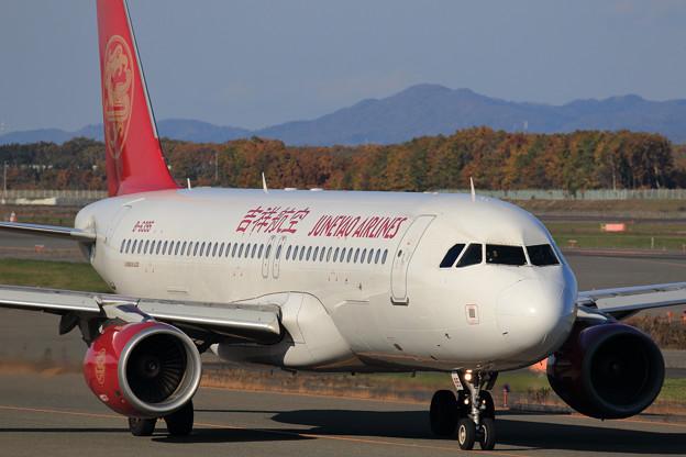 A320 吉祥航空 B-6395