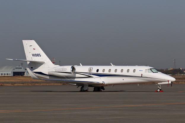 Cessna 680 Citation Sovereign HI985