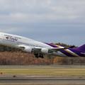 Photos: Boeing747 タイジャンボ ふたたび