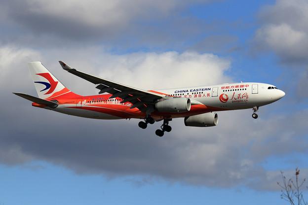 A330 東方航空 B-5931 approach