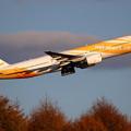 Photos: Boeing777 Nokscoot HS-XBC takeoff