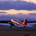 DC-3T/Basler BT-67 C-FBKB 到着(3)