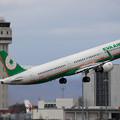 Photos: A321 EVAAIR B-16212 takeoff