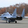 Photos: CTSに303sqの827飛来