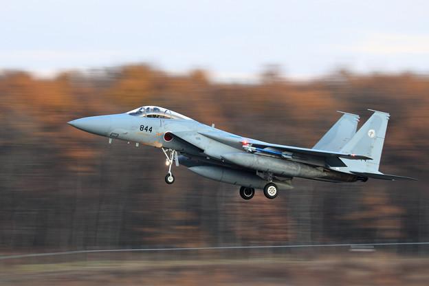 Photos: CTSに303sqの844飛来