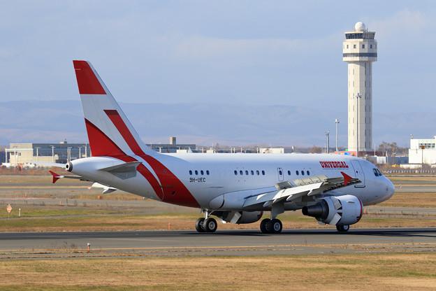 Airbus Corporate Jet ACJ318 Elite 9H-UEC