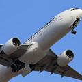 Boeing777 Gear up