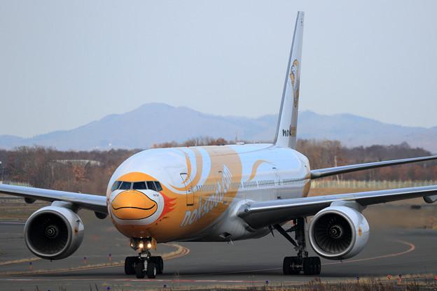 Photos: Boeing777 Nokscoot HS-XBD