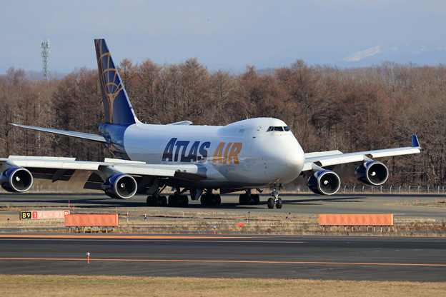 Boeing747-400F AtlasAir N408MC (1)