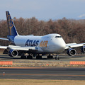 Photos: Boeing747-400F AtlasAir N408MC (1)