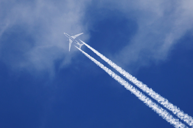 A350 上空40000ft DL171