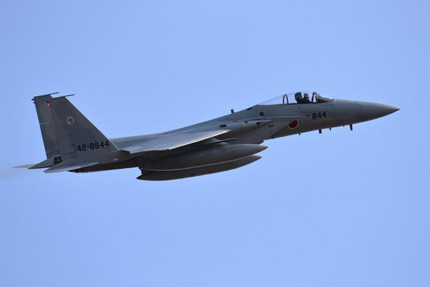 F-15J 844 303sq takeoff