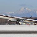 Photos: A330 SQ661 9V-SSC takeoff (1)