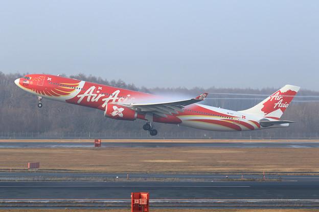 A330 XAX PhoeniX 9M-XXT takeoff