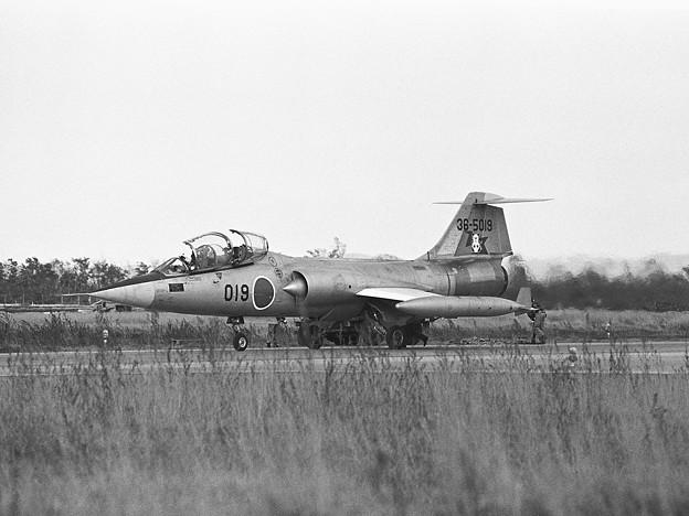 F-104DJ 36-5019 203SQ 1979.10