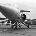 F-104J フル装備 26-8503 第6回国際航空宇宙ショー入間 1979.11.21