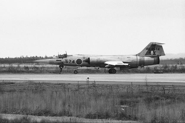 F-104J 46-8574 203SQ CTS 1979.10
