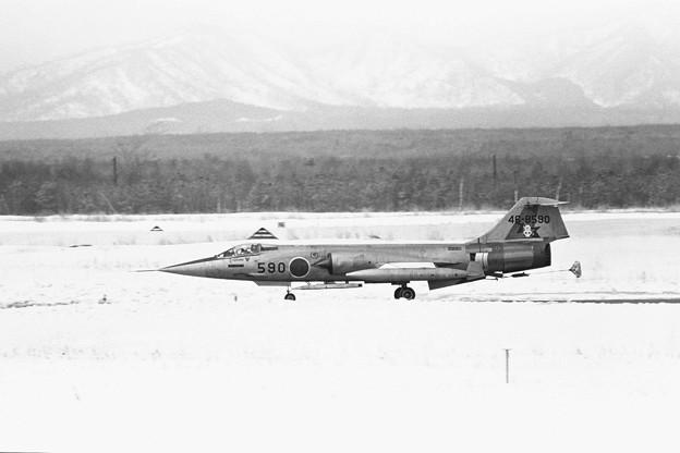 F-104J 46-8590 203SQ 1980.03