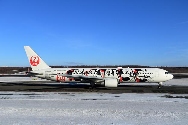 Boeing767 令和2年の干支は「庚子(かのえ・ね)」